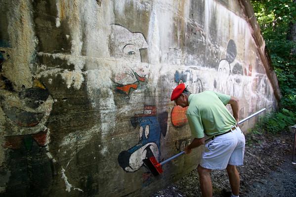 Restoring the Hinsdale Cartoons-072415