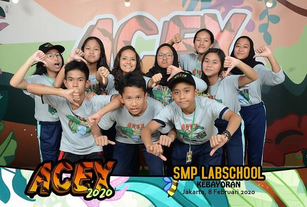200208 | SMP Labschool Kebayoran Acex 2020