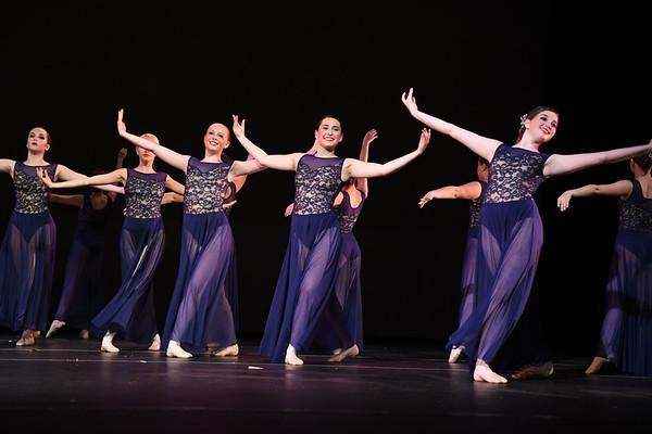 2018 Dance  Recital - Dress Rehearsal