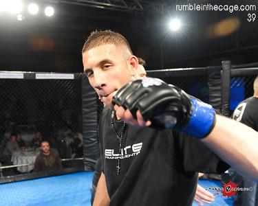 Bout 11 - Mark Morales def. Josh Kitchen - Unanimous Decision