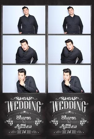 Prints - Sharon & Matthew's Wedding