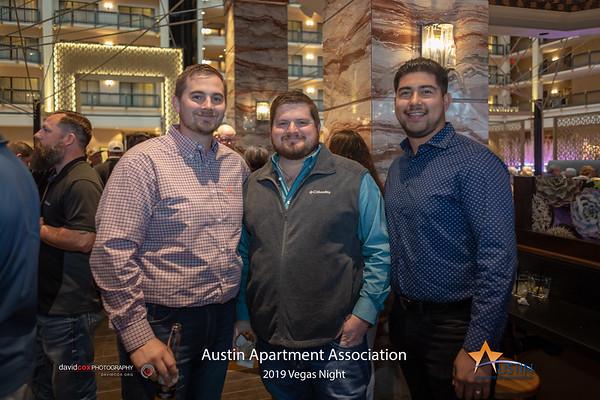 AAA Vegas Night (February 2019)