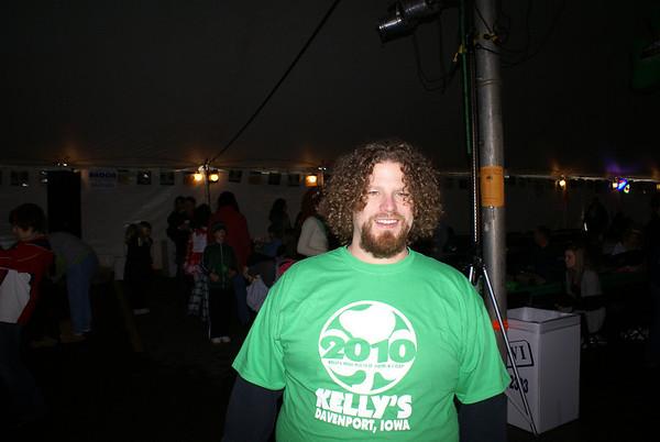 Kelly's Irish Pub - St Patrick's Day 2010