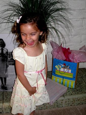 Savannah's Birthday