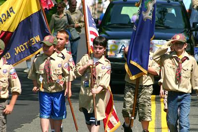 Weston CT 2006 Memorial Day Parade