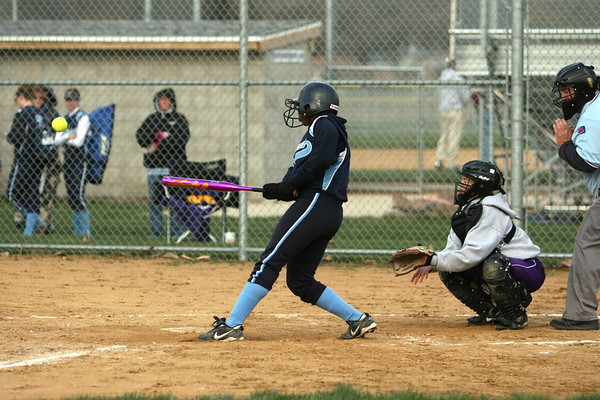 2007 LADY HUBS VARSITY SOFTBALL vs GUILFORD