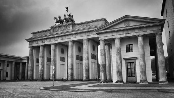 Berlin - Architecture and Underground