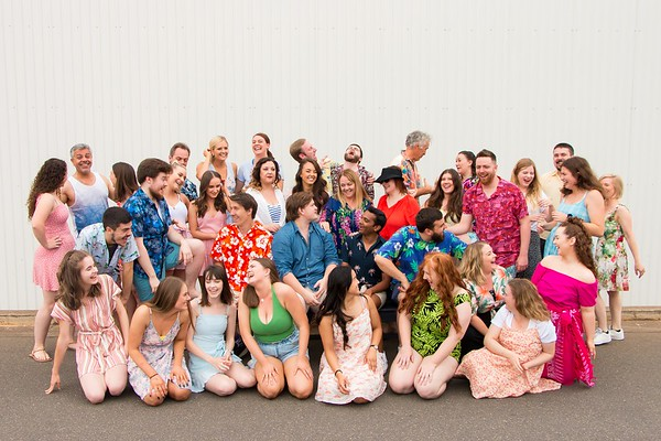 Mamma Mia - Group
