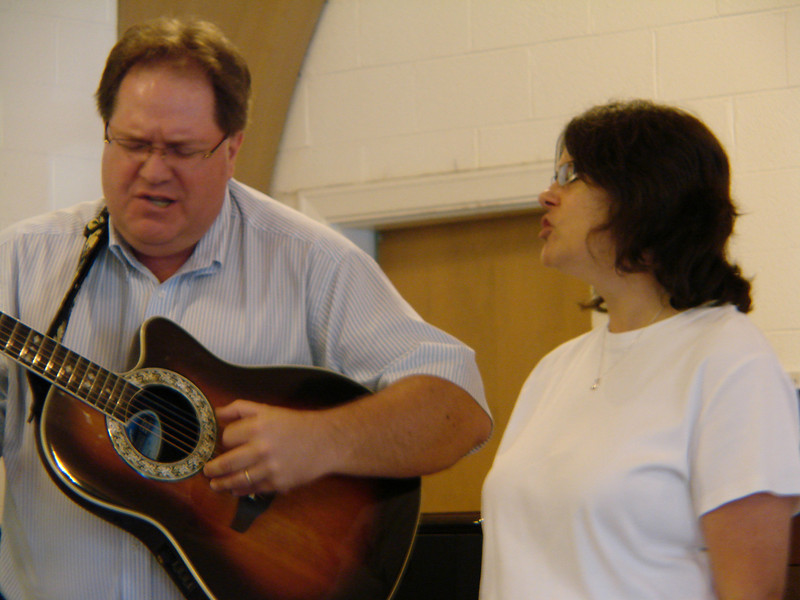 Park Street Christian Church Praise Band 2009 032.jpg