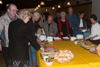 Volunteer Appreciation Brunch Oct 24, 2010