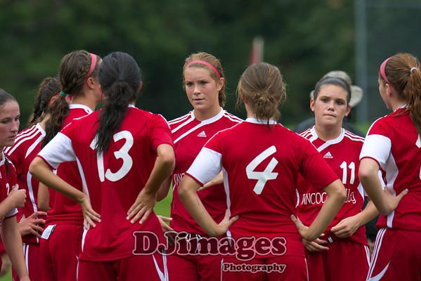 2011 RV Girls Soccer