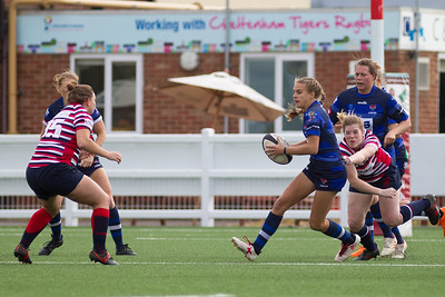 Cheltenham Ladies Rugby V Barnsley Ladies Rugby - 28th September 2019