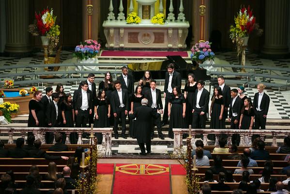 12. Palmdale High School Chamber Singers
