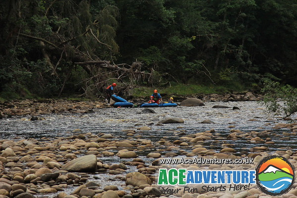 13th Aug 2015 PM Tubing & Cliff Jumping