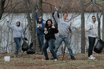 Roger Williams Park - Spring Clean-up
