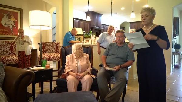 Sue's 90th Birthday!