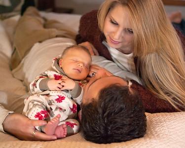 2012-12-Roberts Family Christmas