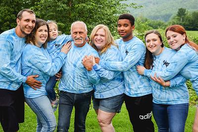Palmieri Family Portraits - Maine 2021