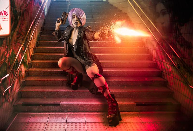 Valeria Cyberpunk