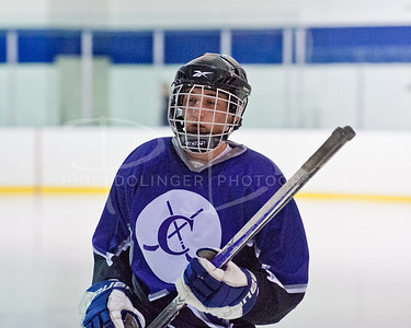 Chantilly Chargers Ice Hockey v Paul VI, Playoffs, Friday, February 24, 2012