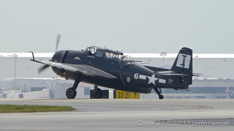 1945 General Motors TBM-3 Avenger, N3969