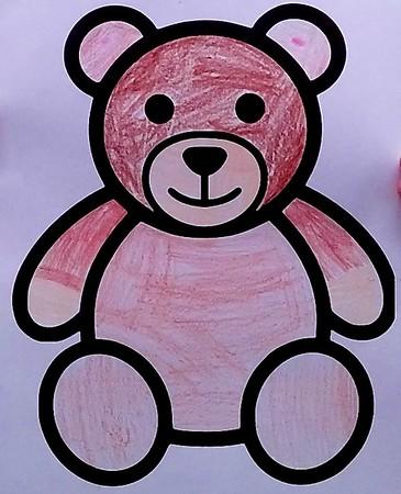 Art Room Holiday Bears