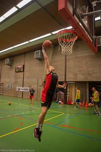 2015-04-25 BAS basketball 35 jaar | Senioren