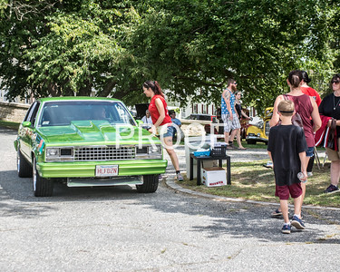 Cars In The Park 2017