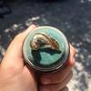 Vintage Mini Plume Pin 11