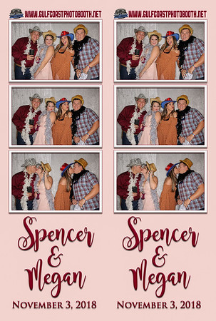Megan & Spencer November 3, 2018