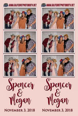 Megan & Spencer November 3, 2018