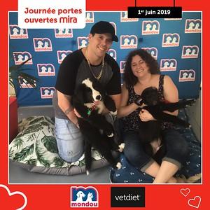 1 er juin 2019 - Mira