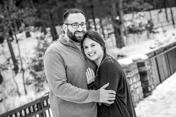 Jon & Norah Engagement Session 2-10-18