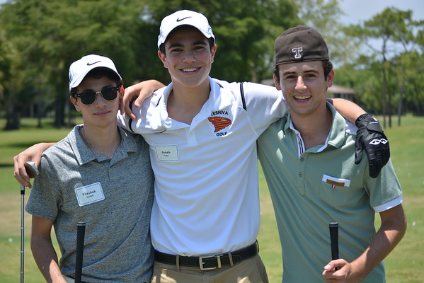 2nd Annual Parent-Child Golf Outing