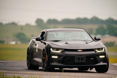 126 Black Camaro