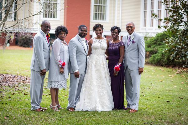 Whitaker Wedding