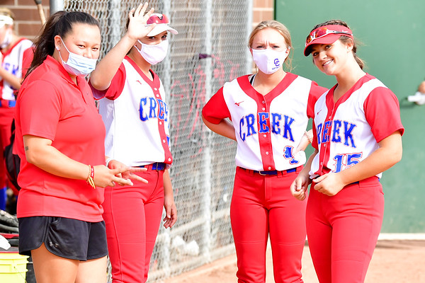 2020 Cherry Creek Softball Senior Day - 9.23.2020
