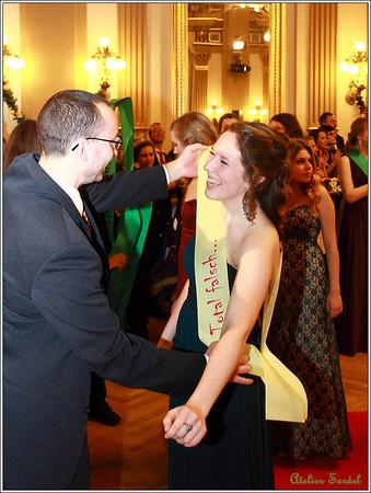 Maturitní ples GMHŠ 2015