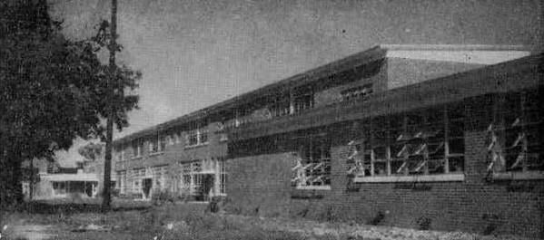 DCPS - Segregation Era African-American Schools - 1955-56