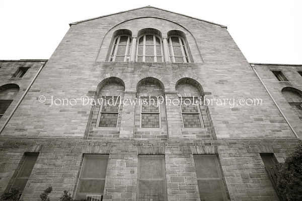 USA, Maryland, Baltimore. Beth Am Synagogue. (3.2011)