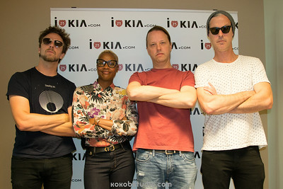 2014-07-01-Mix100-Fitz and the Tantrums MeetnGreet