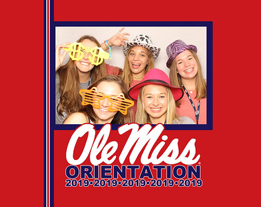 2019 Ole Miss Orientation