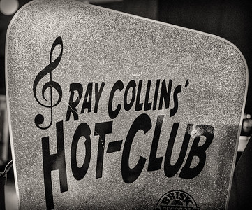 Ray Collins Hot Club, May 2015