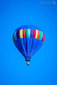 Bill Belk's Balloon - Skittles