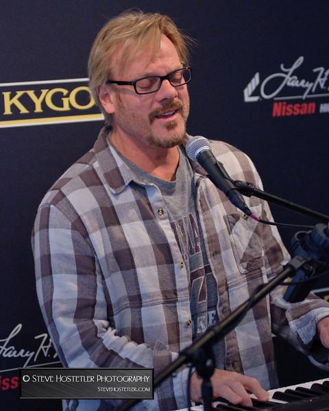 Phil Vassar @ KYGO/Denver 2013