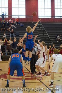 Bruins Vs Johns Creek 21 Jan 2012