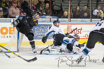 Rush vs Steelheads (03/11/2016)