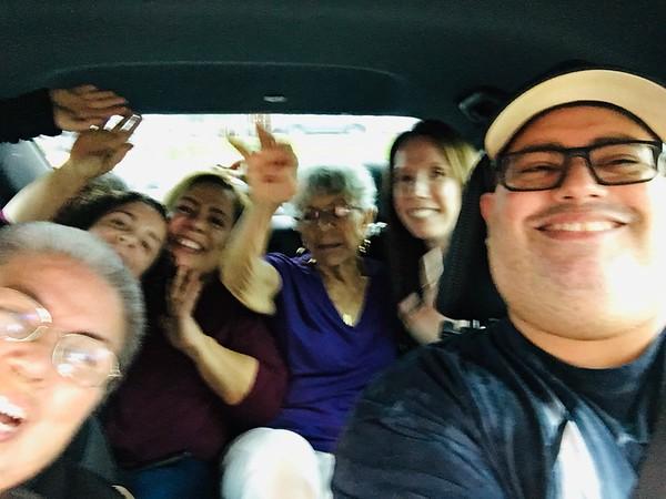 2019 12 28 - Orlando with Family