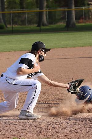 Edsel JV Baseball vs Lincoln Park