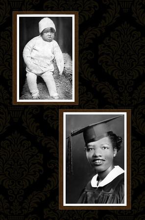 Mommie's 90th birthday Program